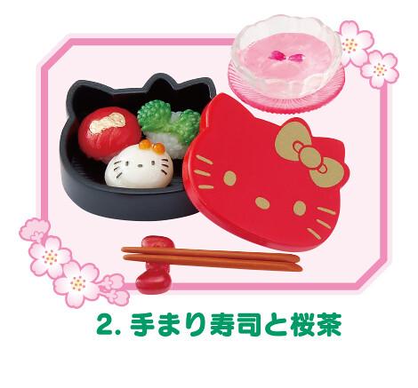 凱蒂貓超萌的華麗京都之旅!