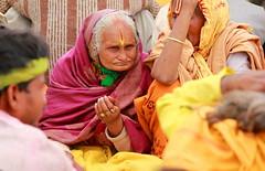 Women sadhu (RajivSinha Photography) Tags: