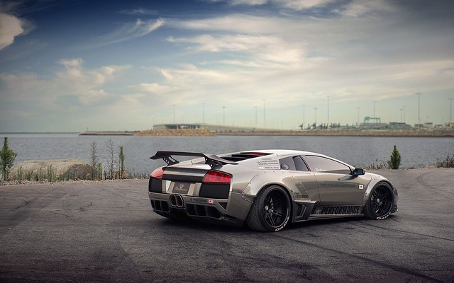 Lamborghini Murcielago2