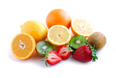 FOOD IS SO DELICIOUS.......by dave maschka (DAVE MASCHKA 87) Tags: food orange white color texture fruits fruit lemon healthy strawberry colorful cut many background c strawberries fresh several eat half halves citrus oranges diet kiwi serving isolated assorted vitamins nutrition dieting vitamin davemaschka davemaschkabeaufort davemaschkapestcontrol davidpaulmaschk