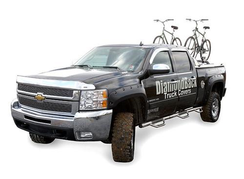 Company Silverado With DiamondBack SE & Bike Rack