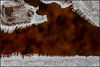 Gelide Trame - Icy Textures [ Explored ] (beppeverge) Tags: macro ice gelo closeup fav50 fav20 astratto inverno ghiaccio ghiaccioli fav10 cristalli trame fav100 explored beppeverge