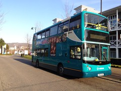 "Arriva Southern Counties ""6229"" (Buses about the world) Tags: london ex southern counties arriva 6229 y462ugc"