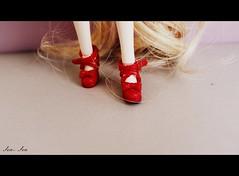 Shinju (Prupate) (Jen-Jen~) Tags: pink blue cute face doll purple sweet d dal banshee tina bjd pullip xd muokkaus prupate 532013