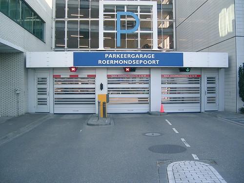 Теплые быстрые ворота.  Теплі  швидкі ворота. Efaflex. SST-parking-02
