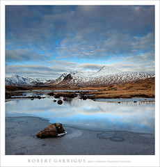 Meall a Buiridh (rgarrigus) Tags: winter snow ice nature landscape scotland frozen highlands february icy frigid rannochmoor wintry greatphotographers blackmount lochannastainge garrigus robertgarrigus meallabuiridh robertgarrigusphotography