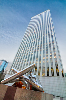 Torre Picasso. Madrid.