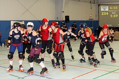 Roller Derby 1303097966w (gparet) Tags: rollerderby valley hudson derby horrors flattrack wftda apocalips ctrg ctrollergirls yankeebrutals zombsquad hvhrd draculadies