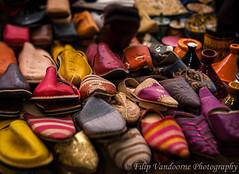 Shoes ... (filipmije) Tags: color shop shopping still shoes colours morocco marrakech marrakesh soukh