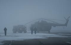 Expedition 34 Crew Landing (201303160008HQ) (NASA HQ PHOTO) Tags: nasa helicopter kazakhstan arkalyk billingalls