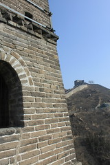 Six to Eight (DanaRane) Tags: china beijing trips greatwall badaling sevenwonders greatwallofchina 2013 2013march