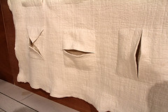 Installation_wall-piece (Hope Ginsburg) Tags: wool felt doha vcuq tasmeem