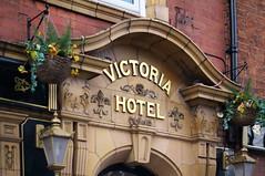 Victoria (kh1234567890) Tags: sign 50mm gold pub pentax victoria wilmslowroad k7 withington lenshood smcpentaxm50mmf14 stepdownring smcpm50mmf14 4928mm