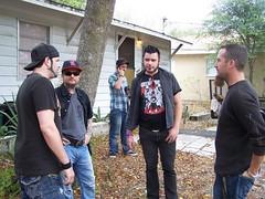 Kezia music video shoot (MohawkCrew) Tags: music metal tampa photography video official florida crew empire monroe mohawk tanner heavy kezia deadite