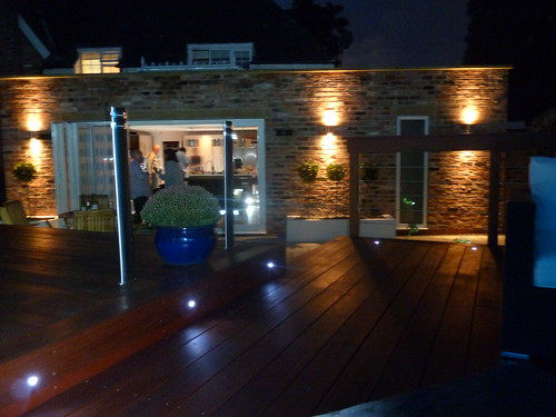Landscaping and Garden Lighting Wilmslow Image 6