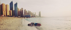 to grow a city in her mind (karen jules) Tags: dubai 5d jumeirahbeach 5dmarkii 5dmkii
