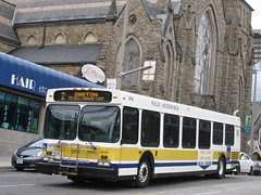 Hamilton Street Railway 0716 (YT | transport photography) Tags: street new bus flyer hamilton railway transit hsr d40lf