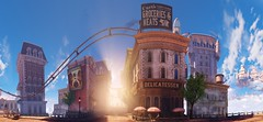 Street Life (WelshPixie) Tags: bioshockinfinite