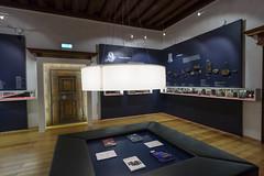 "Ausstellungsansicht ""Schlösser im Schloss"""