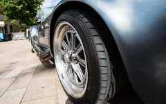 AC Cobra (jeffallsebrook) Tags: accobra autos cars automobiles classiccars canon lowpov