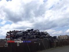 Abrams Scrap Yard (dfirecop) Tags: dfirecop harrisburg pa pennsylvania city abrams scrap yard north cameronstreet