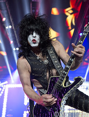 KISS - Dow Event Center - Saginaw, MI - 8/15/16