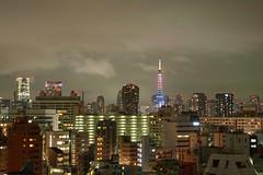 Tokyo tower (Kito K (fxkito2)) Tags: instagram tokyotower cityscape