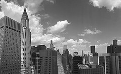 Summer afternoon in Mid-town (JMFusco) Tags: newyorkcity manhattan chryslerbuilding