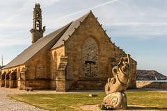 Chapelle Notre Dame de Rocamadour  Camaret (FauxK@L (Thanks for your comments)) Tags: bretagne finistre glise monument canon5d