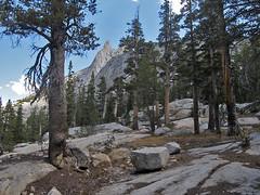 Cathedral Peak (Mike Dole) Tags: johnmuirtrail yosemitenationalpark california sierranevada