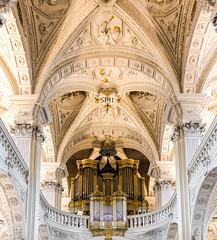 Die Orgel in St. Andreas (JohannFFM) Tags: orgel standreas dsseldorf