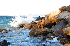 DSC_0018 (Gveronis) Tags: greece hellas ellada nikon dslr neamakri marathon attica sea sun beach holidays