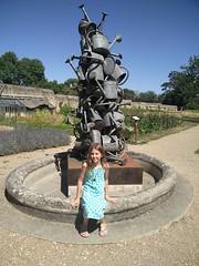 Alizé et la fontaine aux seaux