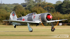 Yakovlev Yak-3U F-AZZK | Soest Flugtage 2016 (Horatiu Goanta Aviation Photography) Tags: yakovlev yak yak3 jak3 iak3 yak3u yak3ua fazzk yakovlev3 radial aircooledradial aircooledradialengine radialengine propeller classic classicaircraft vintageaircraft piston pistonengine aerobatic warbird vintage fighter wwii wwiifighter worldwartwo sovietaircraft russianaircraft sovietfighter russianfighter redairforce sovietairforce russianairforce worldwarii militaryaviation airforce taildragger panningshot panning propellerdisk propblur display airshow aerobatics aircraft airplane formationflying aviation aerospace flugschau kunstflug flugplatzsoest flugplatzsoestbadsassendorf edlz flugfeldsoest flugtagsoest flugtagesoest badsassendorf soest2016 flugplatz germany deutschland horatiu goanta horatiugoanta