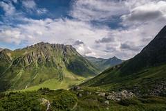 Blick in das Valzifenztal (thunderbird-72) Tags: ritzenspitzen valzifenztal gargellen sterreich vorarlberg berge montafon alpen madrisa at
