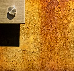 Machine Shop 2198 D (jim.choate59) Tags: jchoate machineshop rust building abstract minimalism stainlesssteel wall metal decay texture