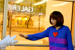 Undertale 43 (MDA Cosplay Photography) Tags: undertale frisk chara napstablook asriel cosplay costume photoshoot otakuthon 2016 montreal quebec canada undertalecosplay fun