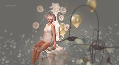 645  Inspiration SL  Bjrk (Sannita_Cortes) Tags: secondlife sl styles virtualworld virtualfashion fashion female inspiration inspirationsl fabia wicked luna everanangel tone makeup lipstick