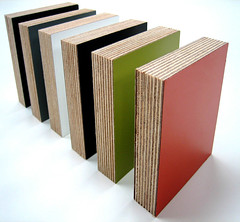 Birch Plywood with Laminate