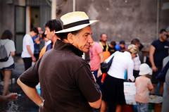 Faces of Piscaria, Catania's fish  market (ciccioetneo) Tags: catania sicilia sicily italia italy piscaria fishmarket pescheria folklore nikond7000 ciccioetneo nikon50mmf14 apiscaria street streetphotography