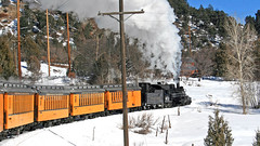 DSNG473_2009-12-26 11-08-49bf_DurangoCO (br64848) Tags: narrowgauge steam dsng durango colorado snow