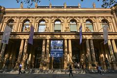 2016 Frankfurt Brse (mercatormovens) Tags: brse frankfurt brsenplatz architektur sulen klassizismus statuen