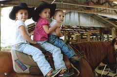 Children Horseback