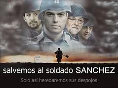 Salvad al soldado Sanchez (carlosolmedillas) Tags: pedrosanchez acabado decadencia psoe espaa socialismo rebeldia corrupcion ciclo poltica polticas rajoy podemos pabloiglesias
