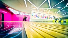 . color act! (FYEphoto) Tags: 1224mm stazioni metronapoli fotoraduno s1224