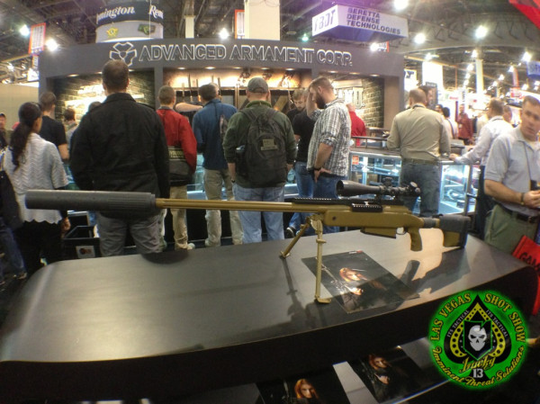 ITS Tactical SHOT Show 2013: Day 3 Live Coverage 006