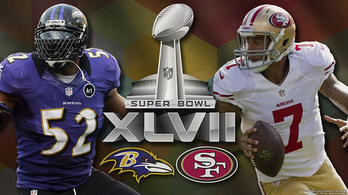 2013 Super Bowl XLVII by RMTip21, on Flickr