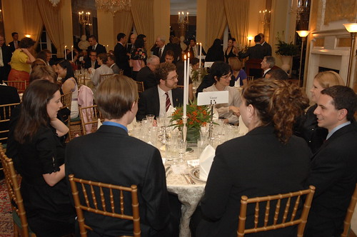 Gates Cambridge Scholars dinner
