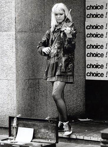 Street Artist 1990s
