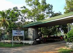 Polonnaruwa (Hesperia2007) Tags: hotel lodging entrance srilanka southasia polonnaruwa araliya